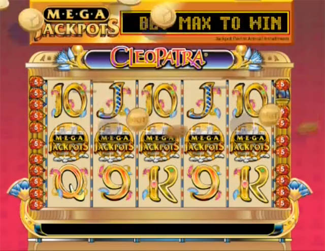 Cleopatra Slots by Kitty Bingo